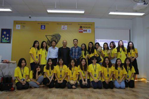 Ecorp tài trợ vàng cho sự kiện IFCamp 2018