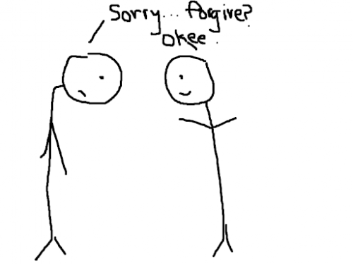 8 cách để nói xin lỗi trong tiếng Anh