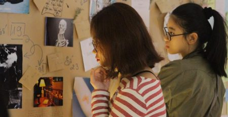 Ifcamp - Các bạn sinh viên có cơ hội được chia sẻ và tâm sự