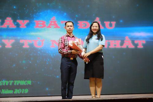 ecorp đồng hành cùng sinh viên ĐH Giao thông vận tải HCM