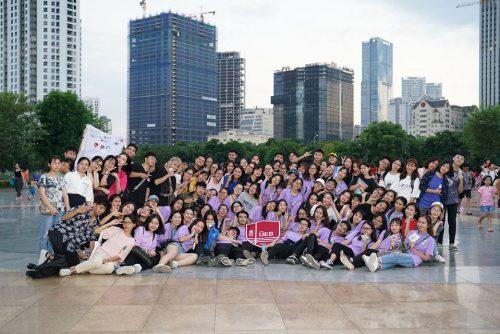 """Ecorp nhà tài trợ Vàng cho """"Chào tân sinh viên UEB 2019"""""""