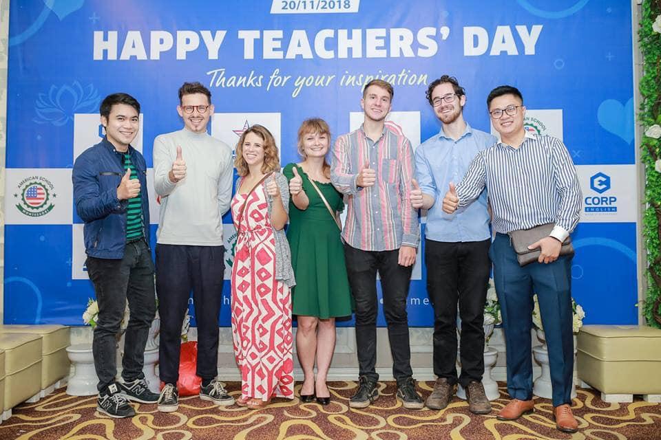 Ecorp English 100% Giáo viên bản ngữ chứng chỉ quốc tế