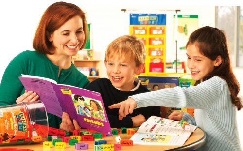 Bí quyết dạy tiếng Anh cho trẻ