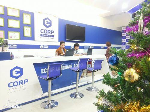 Ecorp - Cơ sở vật chất được đầu tư