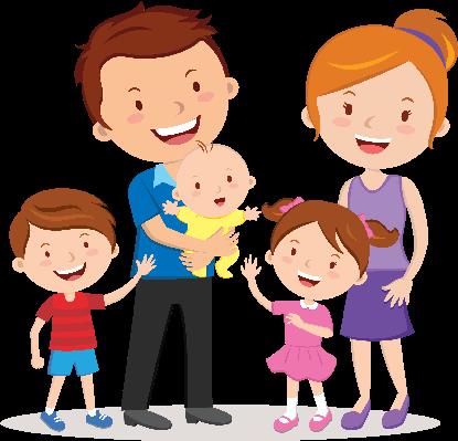 Học tiếng Anh từ vựng gia đình