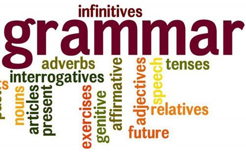 Kinh nghiệm học ngữ pháp tiếng Anh 1