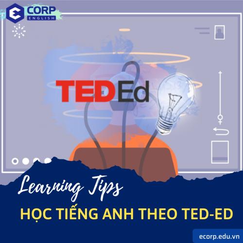 Mẹo học tiếng Anh cùng TED-Ed