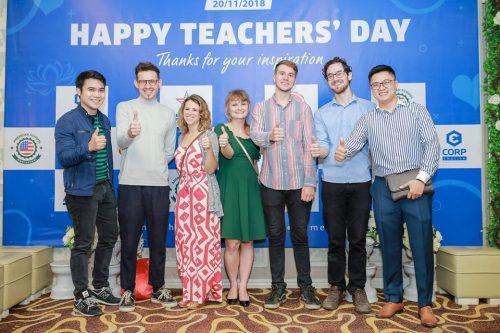 Môi trường 100% Giáo viên Bản ngữ - Ecorp