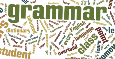 Ngữ pháp từ - học ngữ pháp tiếng Anh