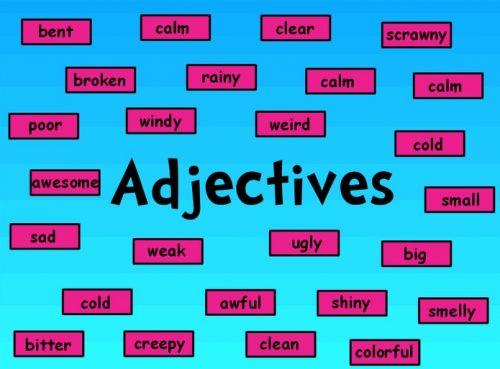 Những cặp tính từ và trạng từ giống nhau trong tiếng Anh