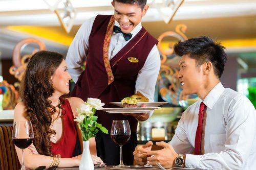 Tiếng Anh giao tiếp trong nhà hàng 2