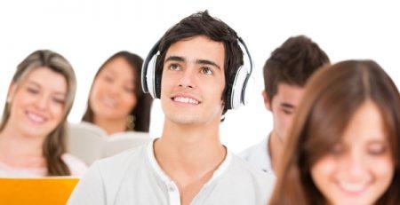 bí quyết xử lý gọn tất cả các bài thi nghe tiếng Anh