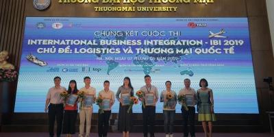 Ecorp tự hào đồng hành cùng Đại học Thương mại tại cuộc