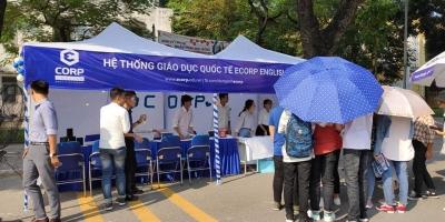 Ecorp đồng hành cùng ĐH Bách khoa trong ngày hội Chào Tân