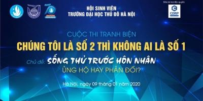 """Ecorp tài trợ ĐH Thủ đô Hà Nội trong cuộc thi """"Chúng"""