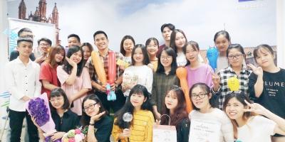 Chương trình trả góp học phí khóa học tiếng Anh không lãi