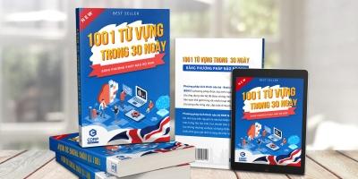 Ecorp English tự hào tái bản lần 2 cuốn sách học tiếng