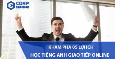 ecorp tiếng anh giao tiếp online