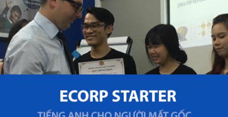 cùng ecorp english cải thiện tiếng Anh cho người mất gốc