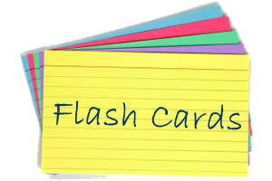 flashcard - Cách học từ vựng tiếng Anh hiệu quả