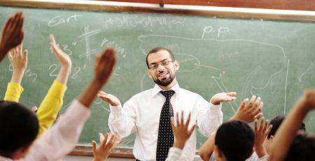 học tiếng Anh với giáo viên 3