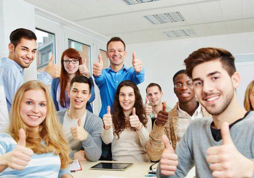 học tiếng Anh với giáo viên bản ngữ