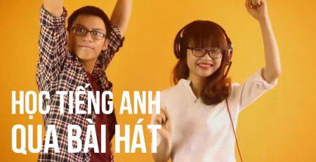 Hướng dẫn cách học từ vựng qua bài hát hiệu quả
