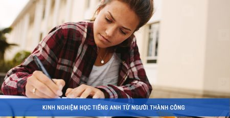 kinh nghiệm học tiếng Anh