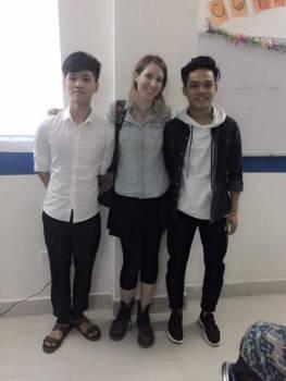 Ms. Lauren Twift - Giáo viên bản ngữ - ECORP