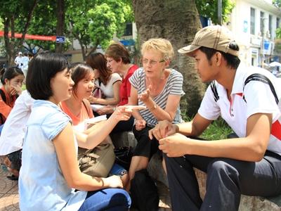 người nước ngoài nghĩ thế nào khi người Việt nói tiếng Anh 1