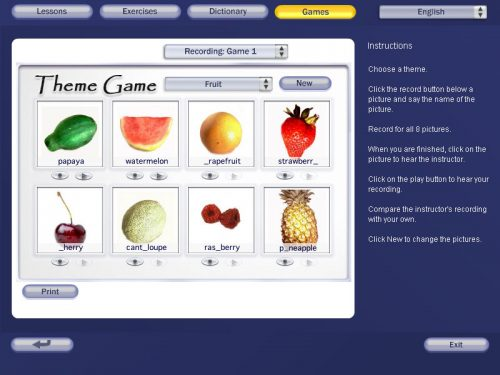 Pronunciation Power phần mềm học phất âm tiếng Anh cực chuẩn