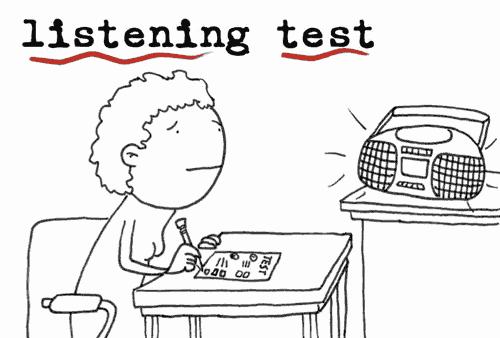 tổng hợp cách làm bài thi nghe
